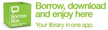 BorrowBox website