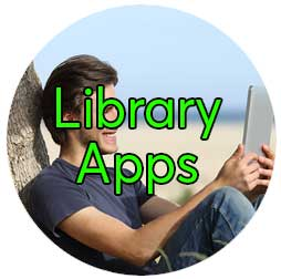 Library Apps link
