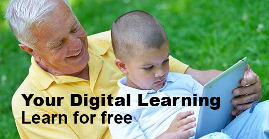 Family learning online