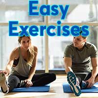 Easy exercises link